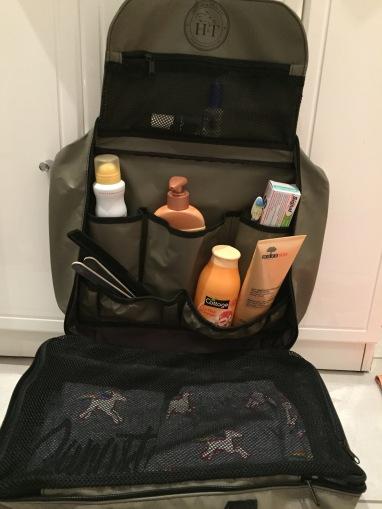 Trousse de toilettes Horse&Travel