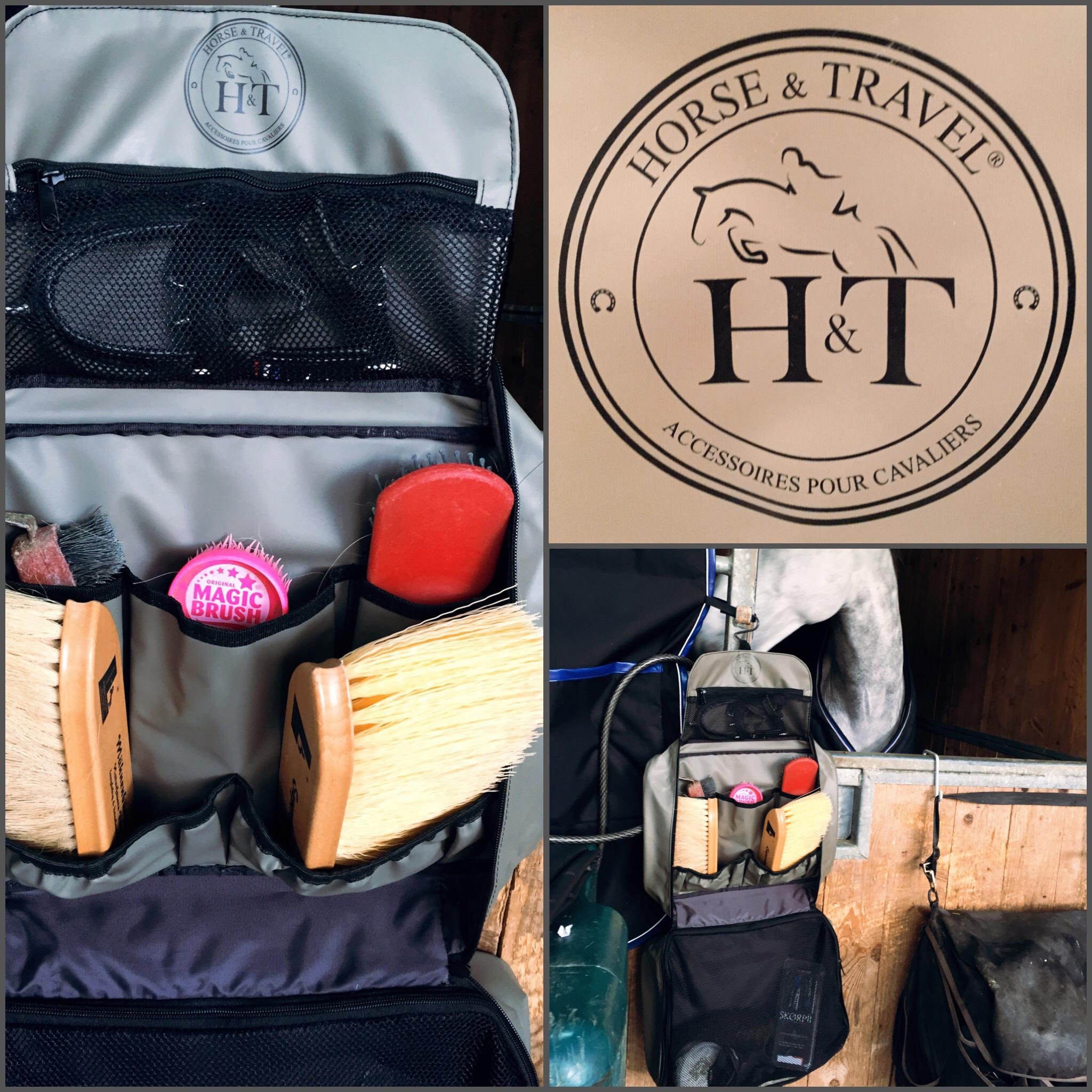 Sac de pansage Horse&Travel